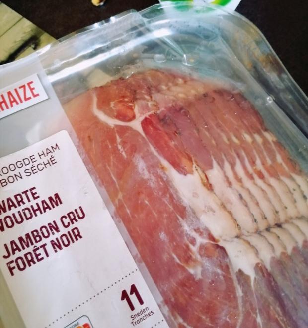 delhaize bacon
