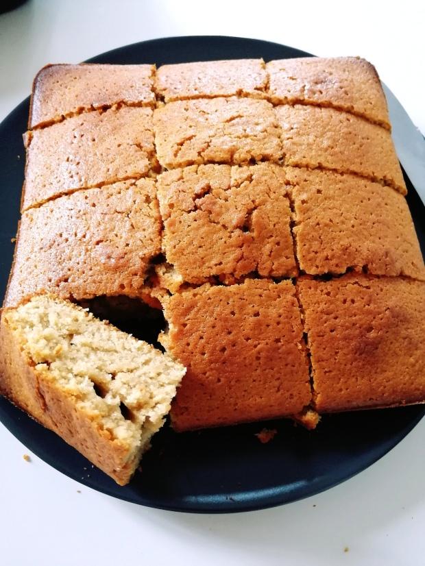 Not-A-Brick Coffee Cake.